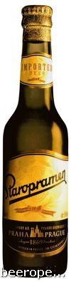 Staropramen (что означает «старый источник») самая крупная пивоварня в Праге