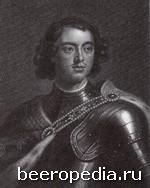 Петр Великий фактически основал российское промышленное пивоварение, желая наладить снабжение пивом больниц, а также обеспечить этим напитком моряков, базировавшихся в Санкт-Петербурге