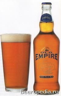 """Империя возвращается... Пивоварня Marston's в Бёртоне-на-Тренте воссоздала подлинный India Pale Ale (« Светлый эль """"Индия""""») XIXв."""