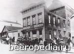 Пивоварня Anchor в зените своей «карьеры»: в XIX в. она обеспечивала освежающим напитком толпы искателей золота