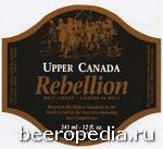 Rebellion от Upper Canada 6,0-процентное пиво с пряно-фруктовым ароматом и вкусом