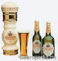 Kingfisher - самое известное индийское пиво. Сейчас его производят по лицензии и в Англии