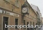 U Flekŭ- знаменитый пражский паб-пивоварня где подают крепкий темный лагер