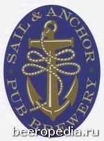 В Sail and Anchor богатый выбор вкусных элей, в том числе один биттер и один стаут